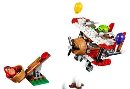 LEGO、映画版「Angry Birds」のLEGOセットを発売開始