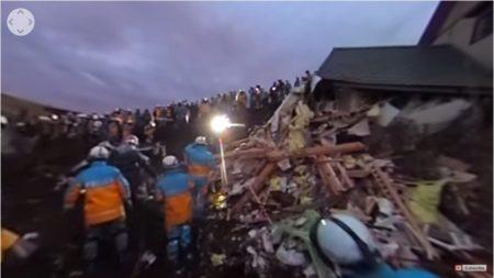 ABC News、360°動画で熊本地震を報道
