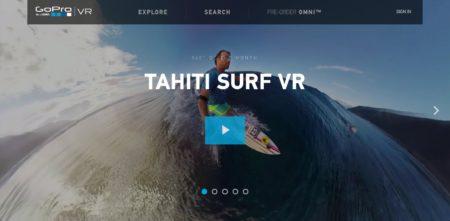 GoPro、NAB ShowにてVRプラットフォーム「GoPro VR」を発表