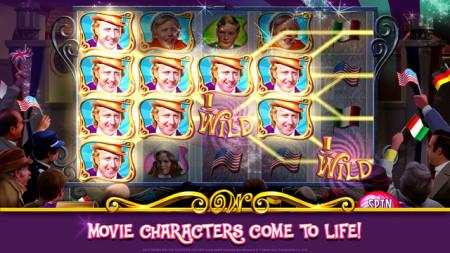 Zynga、旧作版「チャーリーとチョコレート工場」のスロットゲームをリリース