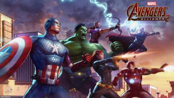 ディズニー/Marvel、マーベルヒーローのスマホゲーム「Marvel: Avengers Alliance」シリーズを9/30にて終了