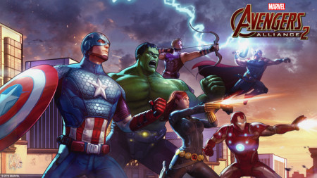 ディズニー/Marvel、マーベルヒーローのスマホゲーム「Marvel: Avengers Alliance 2」を9/30にて終了