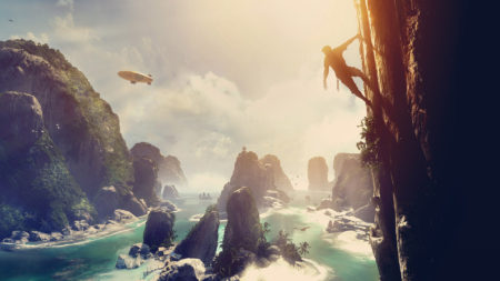Crytek、Oculus Rift向けの新作VRゲーム「The Climb」をリリース