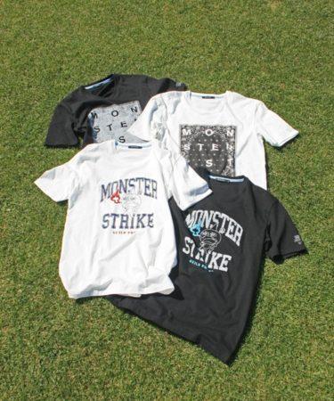 「モンスターストライク」とセレクトショップ「GUILD PRIME」のコラボTシャツ第2弾が発売