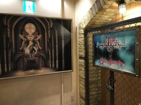 DMMとスイーツパラダイス、「千年戦争アイギスカフェ スイーツパラダイス新宿東口店」の実施期間を延長