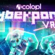 コロプラ、HTC Vive向けVRゲーム「colopl Cyberpong VR」をリリース