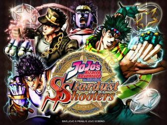 バンダイナムコエンターテインメント、ジョジョのスマホゲーム「ジョジョの奇妙な冒険 スターダストシューターズ」をLINE GAMEよりアジア7地域で配信