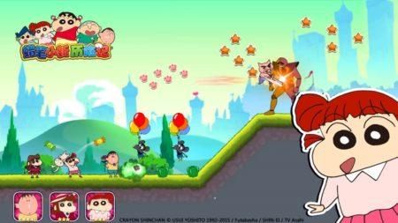 アクセスブライト、「クレヨンしんちゃん」の中国向けスマホゲーム「クレヨンしんちゃん冒険記」をリリース