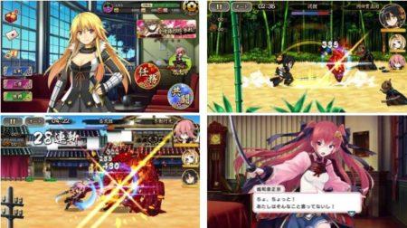 KADOKAWAとDeNA、「電撃G'sマガジン」の人気企画「天華百剣」のゲーム化を決定