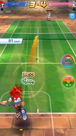 「白猫プロジェクト」のテニスゲーム「白猫テニス」、400万ユーザーを突破