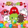 LINEのスマホ向けパズルゲーム「LINE POP2」、「ガチャピン・ムック」とコラボ