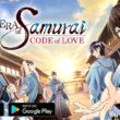 ボルテージ、恋愛ドラマアプリ「新選組が愛した女」の英語版「Era of Samurai: Code of Love」をリリース