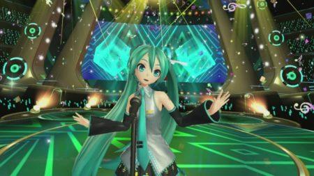 セガゲームス、PS VR向けソフト「初音ミク VR フューチャーライブ」を10/13に配信決定