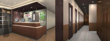 """ランシステム、VRデバイス40台以上を常設した""""自遊空間""""ブランドの新店「スペースクリエイト自遊空間NEXT 蒲田西口店」を7月にオープン"""