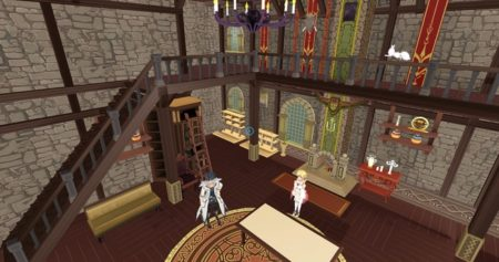 ダズル、リアルイベントにてスマホ向けRPG「ヴァリアントナイツ」のVRコンテンツを公開
