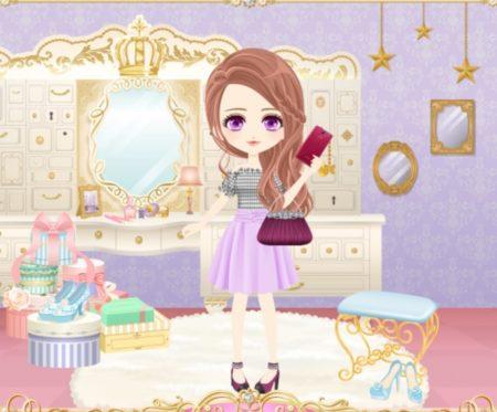 モバイル恋愛ゲーム「100日間のプリンセス◆もうひとつのイケメン王宮」、レディースファッション通販サイト「夢展望」とタイアップ