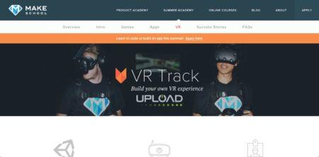 グリーが資本業務提携するMake SchoolがVR開発者向け専門講座を開講 GREE VR Capitalの筒井氏もメンターとして参画