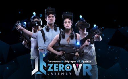 東京ジョイポリス、今夏に新たなVRアトラクション「ZERO LATENCY VR」と「VR生き人形の間」を導入決定