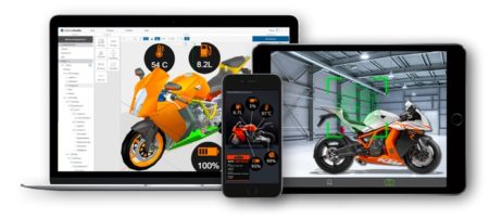 米PTC、企業向けARツール「Vuforia Studio Enterprise」をリリース