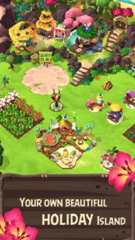Rovio、映画「アングリーバード」デザインの町作りゲーム「Angry Birds Holiday」をフィリピンにてテスト中