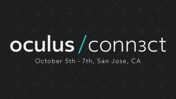 Oculus VR、10/5より米サンノゼにて開発者向けカンファレンスイベント「Oculus Connect 3」を開催