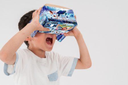 トイザらス、子供向けVRコンテンツを提供開始