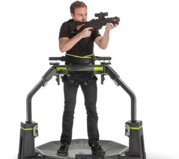 ドゥモア、キュレーションセールスサイト「ベェルト・ショップ」でも歩行型VRデバイス「Virtuix Omni」を販売