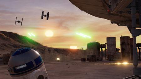 ILM、Steamにて「スター・ウォーズ」のVRゲーム「Trials on Tatooine」を無料配信