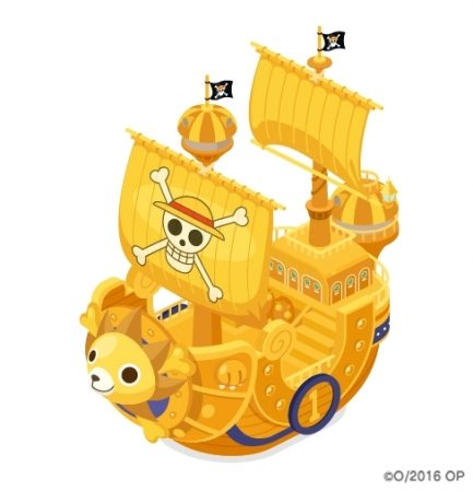 LINE PLAY、映画「ONE PIECE FILM GOLD」とコラボ