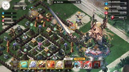 BlazeGames、「リトル ノア」の海外版「Battle Champs」を配信開始
