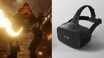 FOVE、視線追跡技術を応用したVRゲームのデモを東京ゲームショウに出展