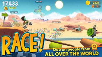 フィンランドのモバイルゲームディベロッパーのTrapLight Games、第一弾タイトル「Big Bang Racing」をリリース