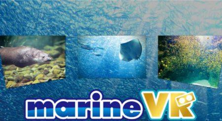 MTS&プランニング、「アクアマリンふくしま」を360°撮影したVRアプリ「アクアマリンふくしまVR」 をリリース