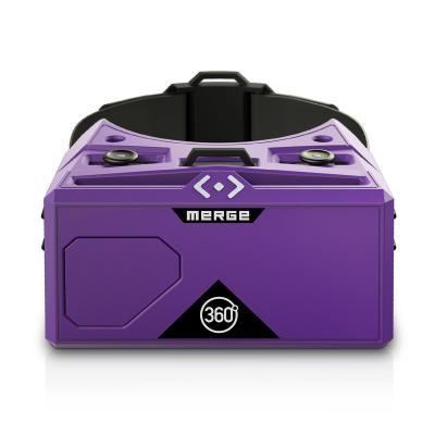 リンクスインターナショナル、ウレタン製の柔らかいスマホVRゴーグル「Merge VR Goggles」を日本国内販売