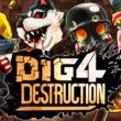 コロプラ、HTC Vive向けVRシューティングゲーム「Dig 4 Destruction」をリリース