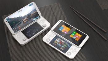 ドゥモア、PGS Lab社製ポータブルPCゲームコンソール「PGS」を日本国内販売