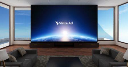 VRize、VR内動画広告ネットワーク「VRize Ad」のクローズドβテストを開始