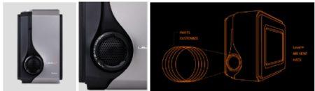 カブクとユニットコム、国際3Dプリントデザインコンテスト「LEVEL∞ AIR VENT HACK DESIGN CONTEST」を開催