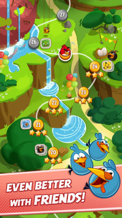 Rovio、Angry Birdsのパズルゲーム「Angry Birds Blast」をテスト配信