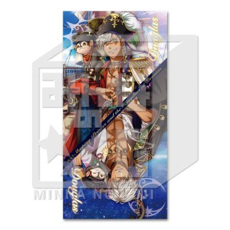 フリュー、8/27より女性向けスマホパズルRPG「夢王国と眠れる100人の王子様」の「みんなのくじ」を展開