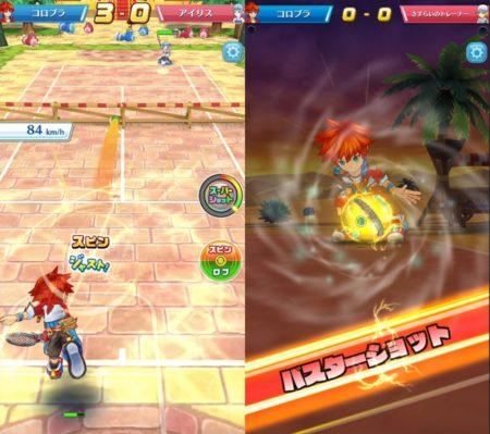 コロプラ、「白猫プロジェクト」のテニスゲーム「白猫テニス」を日本・韓国・台湾・香港で同時リリース