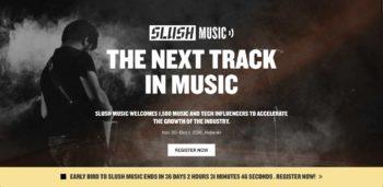 フィンランド発の起業イベント「Slush」の音楽版「Slush Music」開催決定