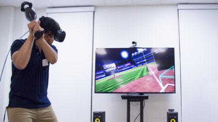 AOIとバスキュール、没入感の高い野球体験を可能にする「VR Dream Match - Baseball」を開発