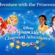 ディズニー、ディズニープリンセスのスマホ向けカジュアルゲーム集「Disney Princess: Charmed Adventures」をリリース