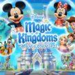 ガンホー、自分だけのディズニー・テーマパークが作れる「ディズニー:マジック キングダムズ」日本語版の事前登録受付を開始
