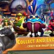 Rovio、モンストっぽいAngry Birdsのおはじきバトルゲーム「Angry Birds Evolution」