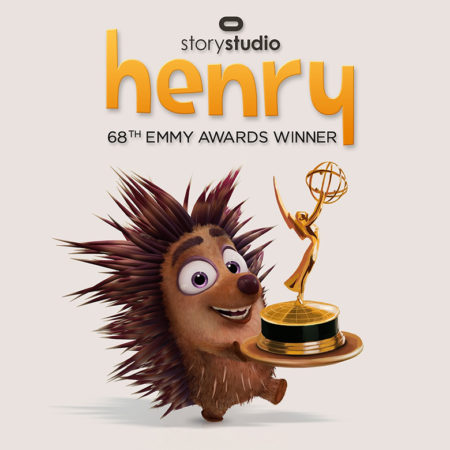 VRアニメ「Henry」、第68回エミー賞の「Outstanding Original Interactive Program」を受賞