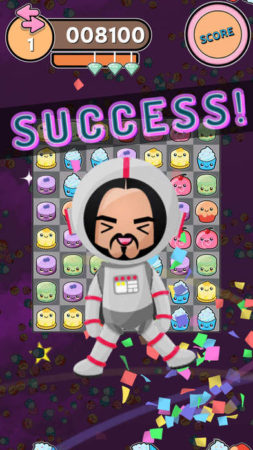 EDMアーティストのスティーヴ・アオキ、スマホ向けパズルゲーム「Steve Aoki's BeatBomb」をリリース