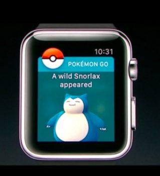 「Pokémon GO」が年内にApple Watchへ対応