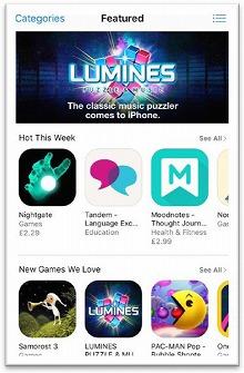 モブキャスト、水口哲也氏の新作スマホゲーム「LUMINES パズル&ミュージック」の英語版をリリース